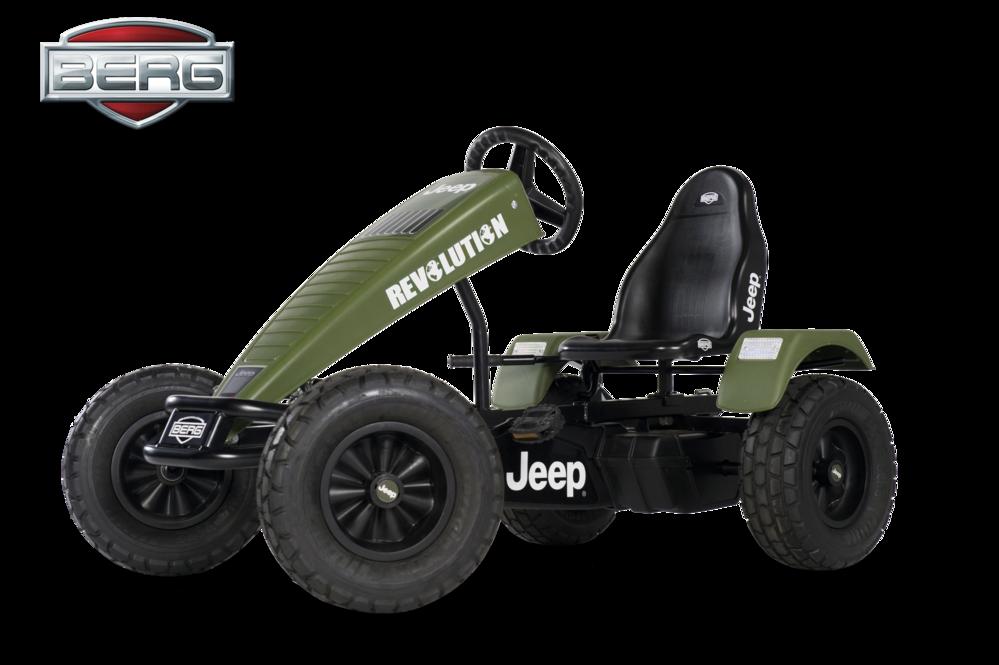 Jeep left