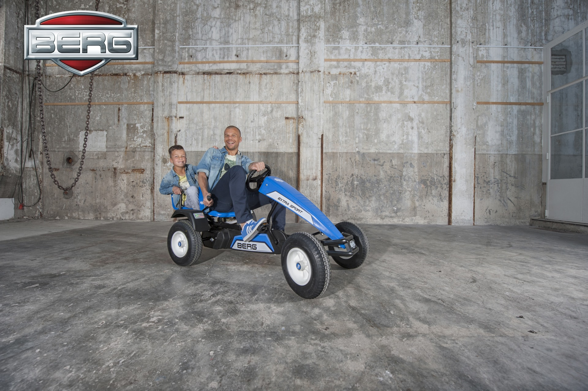 Vroom Outdoors Go-Karts Offroad Buggy