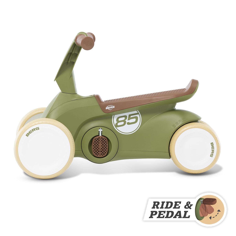 8715839076035_BERG_GO2_Retro_Green-left_-pedal-closed